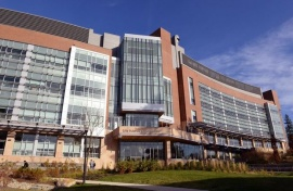 UMass Integrated Life Sciences Building